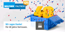 40 Jahre WALTHER Faltsysteme