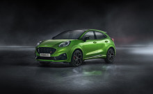 Fords første Performance-SUV i Europa: Her er nye Puma ST