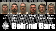 Six men behind bars for supplying cocaine in Woking