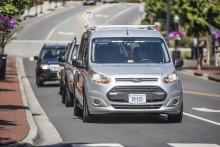 Fords selvkørende biler skal kommunikere med fodgængere