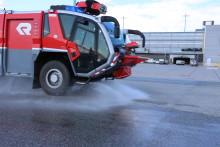 Heteslag for asfalten