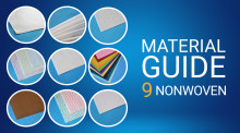 Material Guide: 9 nonwovens for every thinkable need
