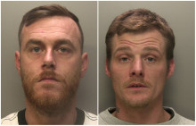 Two men jailed for Betchworth burglary