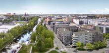 Pressinbjudan: Första spadtaget för kvarteret Åsikten Södra i Uppsala