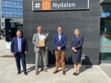 Sporveien tar dobbeltseier i Norsk Bærekraftbarometer 2020