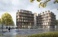 155 lägenheter ska byggas vid Brantingsskolan