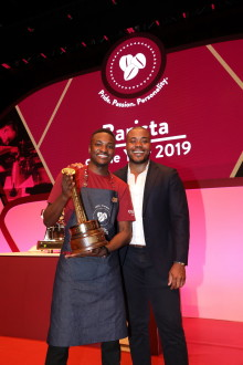 Costa Coffee Crowns Its Barista of The Year