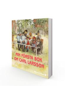 """Nytt inlägg i Susannes blogg - Frågor och svar om """"Min första bok om Carl Larsson""""."""