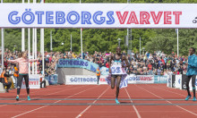 Top class among the elite runners in Göteborgsvarvet Half Marathon