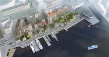 Klartecken i kommunstyrelsen för Skeppsbrons fortsatta utveckling