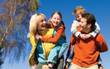 Kids go FREE this October half term with Stena Line