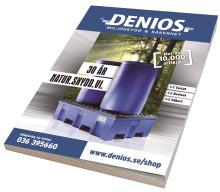 Spillskydd och säker hantering av kemikalier – Ny katalog från DENIOS ute nu!