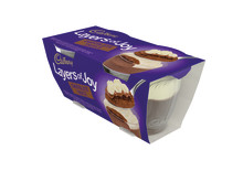 Dive into Indulgence with the newly branded Cadbury Layers of Joy Chocolate Trifle!