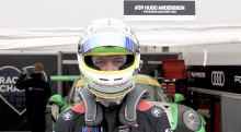 Hugos passion för racing tog honom till seger