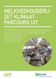 Persmap: Melkveehouderij zet Klimaatparcours uit.