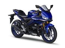 「YZF-R3 ABS」をマイナーチェンジ 扱いやすさと走行性能を追求したスーパースポーツ、レースマシンイメージを強調