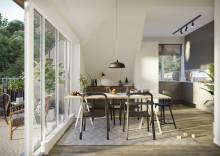 Lägenheterna i Bergsäter finns nu till försäljning