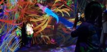 Epson Mendukung Sorak Gemilang Entertainment (SGE) Live dalam Menghadirkan TeamLab Future Park Jakarta and Animals of Flowers, Symbiotic Lives
