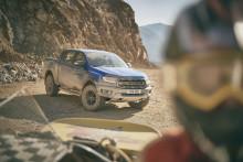 Nya Ford Ranger Raptor släpps nu i Europa