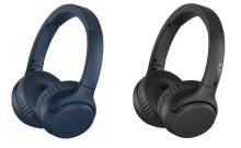 Nuevos auriculares EXTRA BASS de Sony.  Los amantes de la música podrán disfrutar de sonidos más graves