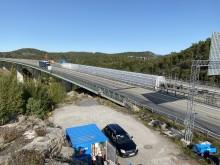 Nya Svinesundsbron får tidig renovering