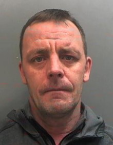 Wanted: Darren Smith