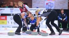 Curling: Sverige är världsettor både på dam- och herrsidan