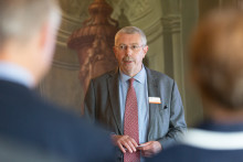 Chairman Mo Tutty steps down from the ellenor Board of Trustees