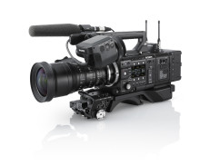Sony introduces the new 4K compact Super35 PXW-FS5 professional camcorder, providing ultimate handheld shooting and complete creative control to a wider audience.