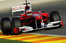 Belgia GP: Kan Alonso vinne med en bil han selv er misfornøyd med?