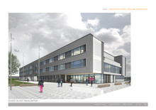 Elgin High School price negotiations mean £400k off construction costs