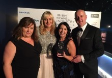 CWT Wins Prize for Best Corporate Travel Agency at the Irish Travel Awards