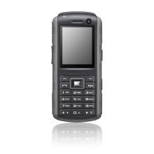 En härdad mobilkamrat i vått och torrt