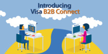 Visa lance Visa B2B Connect à travers le monde