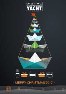 Digital Yacht - 2018 AU$ Price list and Merry Christmas greetings...