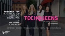 TechQueens för kvinnor 16-26 år