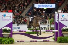 Onsdagen på Gothenburg Horse Show viktes till den nya generationens ryttare – nu är semifinalen i Sverigeponnyn avgjord