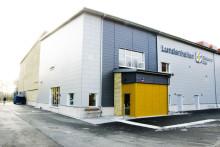 Dags för invigning av Göteborgs nya sporthall – Lundenhallen