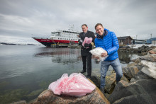 Hurtigruten wages war on plastic: Bans single-use plastic by this summer