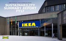 IKEA koncernens hållbarhetsrapport