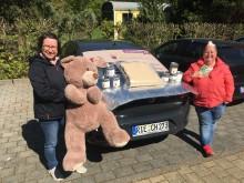 Urlaubsgeld für Bärenherz: Christine Jentzsch verzichtet zugunsten des Kinderhospizes