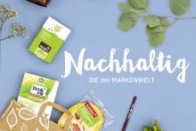 Nachhaltig: Die dm-Markenwelt