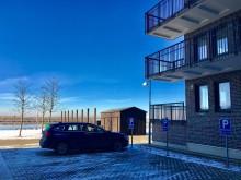 25 000 lägenheter kopplade till Sunfleet Carsharing
