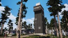 Nu bygger vi ett nytt utsiktstorn i Siljansnäs