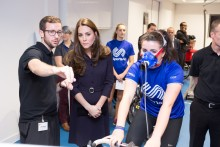 Northumbria University scientists provide expertise to world-leading human performance lab