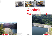 STRABAG  International GmbH: Asphaltwasserbau