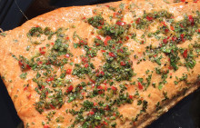 Korshags recepttips: Grillad lax