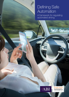 Next round of consultation for safe adoption of Automated Driving announced at  ABI Conference