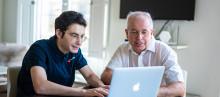 Fri IT-rådgivning för seniora surfare