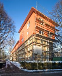 Holzbauforum 2017: Bauen ohne Grundstück – Aufstocken, sanieren und erweitern mit Holz